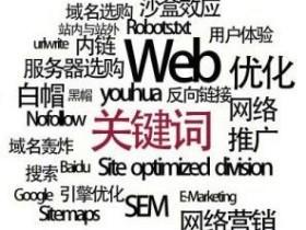 网站关键词优化之关键词设置的注意事项