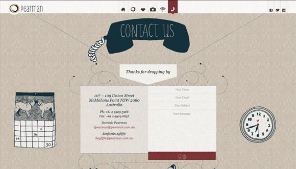 联系我们页面要如何设计才能让人真的想联系?